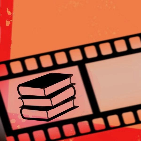 immagine con un libro su una pellicola