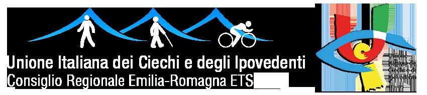 Unione Italiana dei Ciechi e degli Ipovedenti Emilia Romagna logo